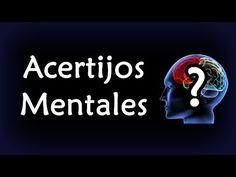 ▶ ACERTIJOS MENTALES Ejercitar La Mente, Test de Inteligencia, Juegos de Logica - YouTube