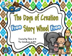 Creation Story Wheel