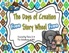 Creation Story Wheel