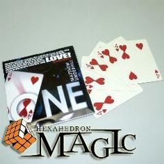 [ 25% OFF ] One (With Gimmick) By Matthew Underhill - Stage Magic,mentalism / Close-Up Street Professional Magic Tricks Products