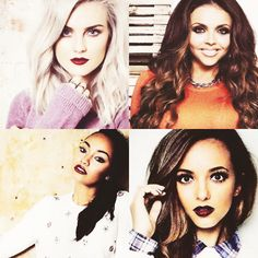 Shared by little mix. Find images and videos about cute, sexy and little mix on We Heart It - the app to get lost in what you love. Little Mix Girls, Little Mix Jesy, Little Mix Perrie Edwards, Litte Mix, Mixed Girls, Jesy Nelson, Music People, Spice Girls, Girl Bands