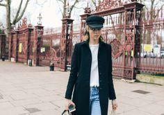 The 13 Best Street Style Beauty Looks From London Fashion Week Fall 2016