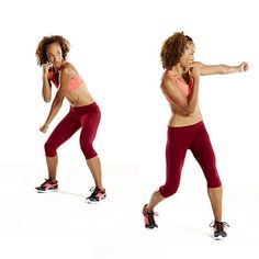 Mix-and-Match Boxing Moves for a Better Body