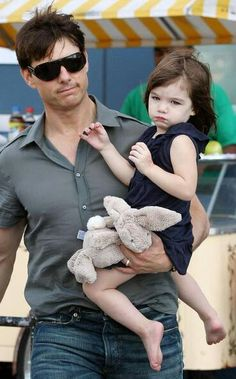 Tom Cruise you are a great man, father and husband to the woman who will love you unconditionally.