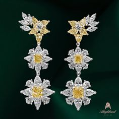 Celebrate Your Love With Alaghband's Lush Jewelry... #alaghband #alaghbandmoments #alaghbandwishes #alaghbanddiamonds #alaghbandflowers #alaghbandyellowdiamonds #fancy #fancyyellow #yellowdiamonds #classic #july2017 #jewelry #jewelrylove #diamondearrings #diamondaddict #instagem #instajewelry #jewelrylover #jewelrygram #2017 #1396