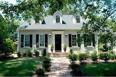 A post full of ideas for exterior gray paint colors. picking the right exterior gray paint colors can be hard to do. View post for exterior gray paint Exterior Gray Paint, Interior Exterior, Exterior Design, Grey Homes Exterior, Exterior Colors, Cottage Exterior, Bg Design, House Design, Brick Design
