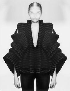 Knitted Wool and Cashmere Jacket from Control-C Collection, Fall/Winter 2009-2010 (photo courtesy of Peter Gehrke)