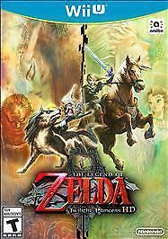 Video Gaming: Brand New Sealed The Legend Of Zelda: Twilight Princess Hd Game Nintendo Wii U -> BUY IT NOW ONLY: $39.99 on eBay!