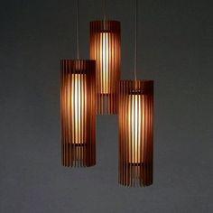 iO Flute Pendant Lamp by Maker Shop Lighting, Lighting Design, Decor Interior Design, Interior Decorating, Online Lighting Stores, Wall Lights, Ceiling Lights, Clever Design, Window Design