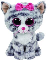 Look at this Kiki the Gray Cat Beanie Boo Plush Toy 252fbdd460b3