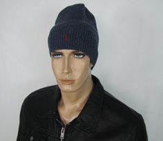 Polo Ralph Lauren Hat Skull Beanie Men's Winter Hat  One Size NEW #PoloRalphLauren #Beanie 24.99