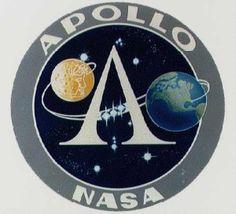 NASA Project Apollo insignia