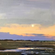 """In Love With The Marsh""     by Susie Callahan"