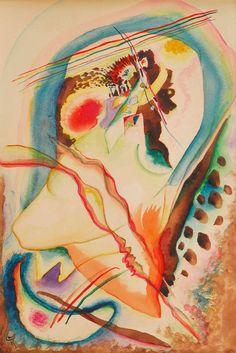 "Wassily Kandinsky - ""Untitled"", 1915"