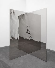 Jeppe Hein - Fragmented Mirror Angle (2013)