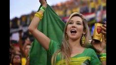 Top Sexiest naked Fans, Fifa world cup 2014#fifaworldcup2014 brazil2014 #netherlands #vanpersie #fans