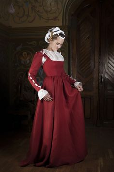 medieval kirtle costume - Google Search