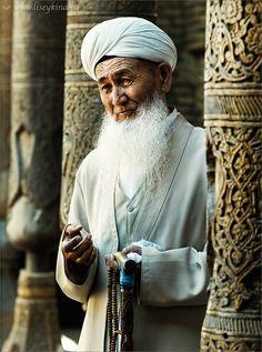 Elderly Man -  Uzbekistan