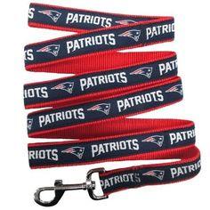New England Patriots Pet Leash  PetsFirst Cat Harness 1b5a630f6