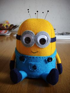 There's no such thing as too many Minion crafts, especially when they're as lovable (and useful) as this one.  Get the tutorial at Lady Joyceley »  - GoodHousekeeping.com