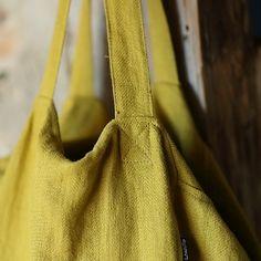 Linen Beach Bag http://www.discoverlakelanier.com