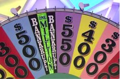 Is <em>Wheel of Fortune</em> rigged? Students use percents and probabilities to compare theoretical versus experimental probabilities, and explore whether the show is legit, or whether there might be something shady going on!