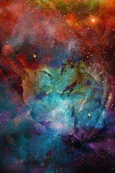 Odin Nebula - this is a stunning image