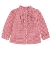 Mayoral Baby Girls' Blouse Top, Red