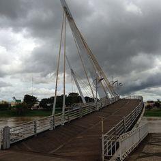 Atravessando o Rio Acre