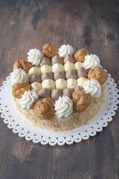 Italian Recipes, Cupcake Cakes, Buffet, Food And Drink, Banana, Breakfast, Desserts, Gourmet, Food Cakes