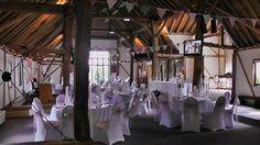 St. Barnabas Centre, Bishops Stortford, Herts, UK - beautiful Tudor barn wedding reception venue www.weddingpartyreception.org.uk