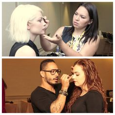 Read our blog today as we asked two of our Makeup Show Artists Kathy Aragon- Makeup Artist/ Hairstylist, and ORLANDO SANTIAGO (MAKEUP ARTIST) how they deal with Halloween as makeup artists and proud parents. #Halloween2013 #Makeupartists #mua #parenting #tms #KathyAragon #OrlandoSantiago