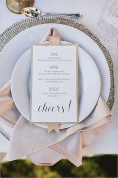 Champagne Wedding Ideas with Luxe Appeal - MODwedding