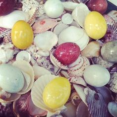 Coloring Easter eggs today? There's still time to EGG-ercise your creativity, starting in the produce department using natural dyes...