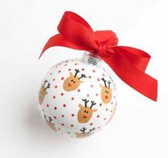 Decorations Christmas, Kids Christmas Ornaments, Reindeer Ornaments, Preschool Christmas, Ornament Crafts, Christmas Crafts For Kids, Christmas Activities, Homemade Christmas, Diy Christmas Gifts