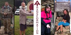 Hiking the Appalachian Trail and the transformations that occurred as a result of hiking for 4-5 months. Eric Howard