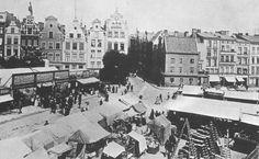 Danzig, the golem's homeland, 1900.
