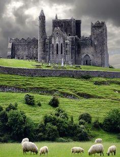 Beauty of The Rock of Cashel - Ireland