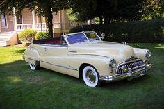 1948 Buick Roadmaster Convertable