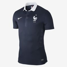 2014 FFF Match Men's Soccer Jersey. Nike Store
