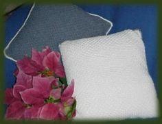 Ravelry: Tunisian Throw Pillows pattern by Kim Guzman