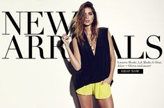 Revolve Clothing - Women's New Arrivals