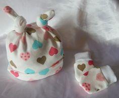 pretty little premature baby clothes by Nanny Nicu