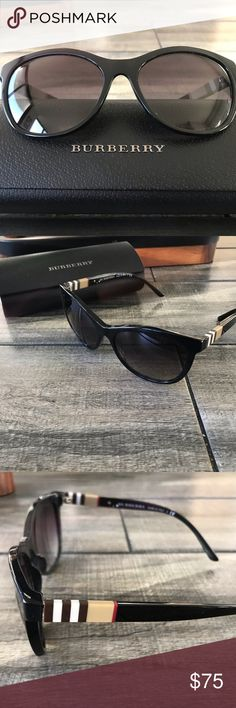 0dbb694f08bd Burberry Sunglasses Barely worn sunglasses. Great condition. Burberry  Accessories Sunglasses Burberry Sunglasses