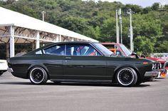 Toyota TA17 Carina  ❤️ http://meguriaisuru.hamazo.tv