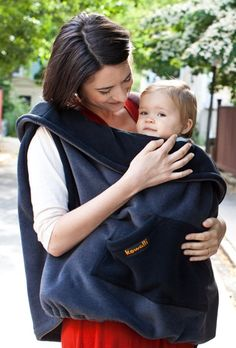 Kowalli Baby Pouch - can also be worn as a backpack