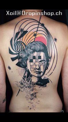 432ffafda294a Body Art Tattoos, Xoil Tattoos, S Tattoo, Great Tattoos, New Tattoos,