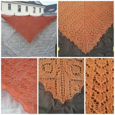 Erebor Lace Shawl pattern (get it for free!)