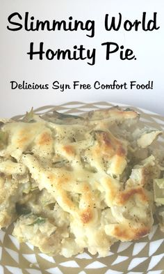 Slimming Slimming World Homity Pie - Delicious Syn Free Comfort Food! - Slimming World Homity Pie is my Favourite Easy to Make Delicious Syn Free Comfort Food! Slimming World food for the whole family! Slimming World Free, Slimming World Dinners, Slimming Eats, Slimming World Vegetarian Recipes, Slimming Recipes, Homity Pie, Slimmimg World, Best Comfort Food, Frugal Family