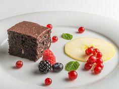Mangiare smartfoodmarieclaireita Brownies, Muffin, Menu, Pudding, Vegan, Breakfast, Desserts, Cacao Amaro, Food